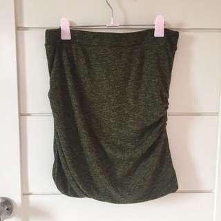BNWT Zara Bandage Skirt