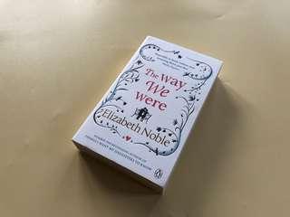The Way We Were - Elizabeth Noble