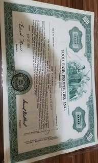 美國老股票(6)