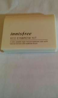 Innisfree Eco Eyebrow Kit