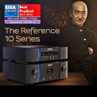 Marantz Pm-10 Reference Series Integrated Amplifier