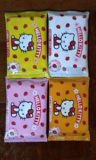 Hello kitty collection tissue LIMITED EDITION