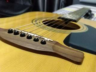 Fender DG-8S Acoustic Guitar (Natural Edition)
