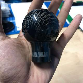 Shift Knob RalliArt CF