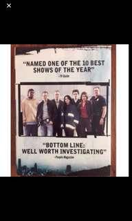 Boomtown Season 1