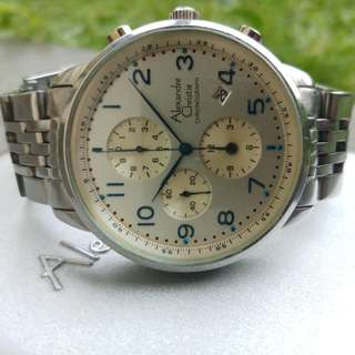 Jam Alexandre Christie 6032MC