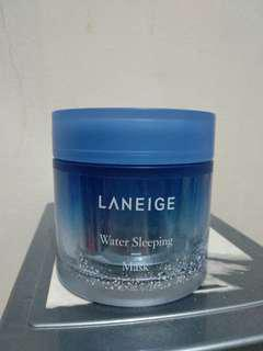 Laneige water sleeping mask limited edition 100ml
