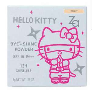 Hello Kitty ZA Cosmetic Powder (limited edition) - last pc in light col