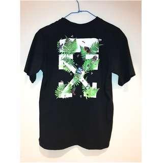 🚚 Off-White Fern Arrow T-Shirt