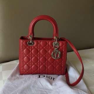 Lady Dior Medium VIP Quality