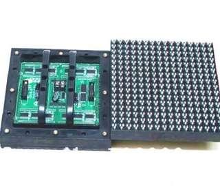 Dijual Murah!!! Panel videotron P10 16x16 outdoor full color