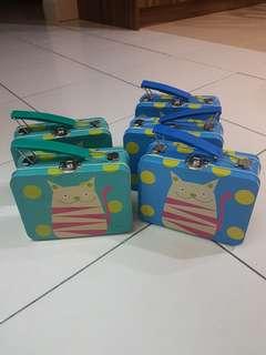 Tin box- rm5 each