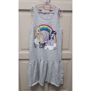 MY LITTLE PONY Dress 8-10y