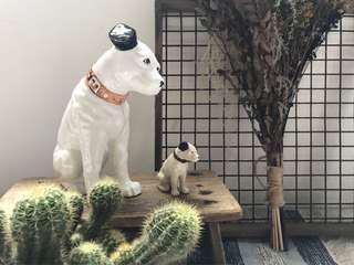 陶瓷勝利犬