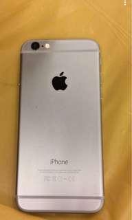 UNLOCKED Space Grey IPhone 6