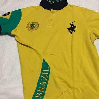 Beverly Hills Polo Brazil 🇧🇷 Poloshirt