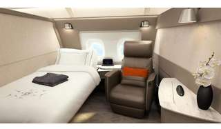 Singapore Airlines Business Class Ticket for one (1) to Stockholm Sweden worth $10,000!!!