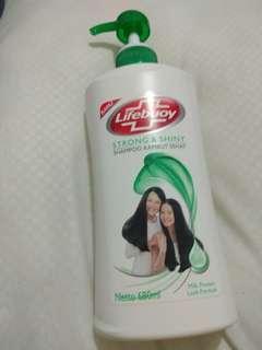 lifebuoy lifeboy shampoo strong n shiny