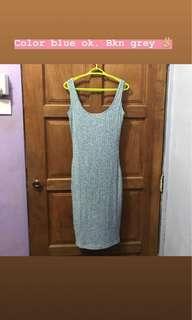 Cotton On Bodycon Midi Dress