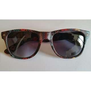 格仔風格太陽眼鏡(S5)