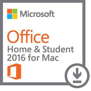 MICROSOFT OFFICE 2016 HOME AND STUDENT (FOR MAC/WINDOWS) CODE VERSION ONLY