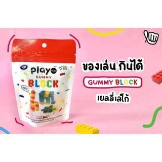 泰國限量樂高積木軟糖/可愛度破表