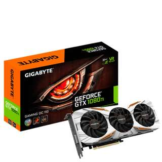🚚 Gigabyte GeForce GTX1080Ti Gaming OC