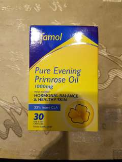 Efamol Pure Evening Primrose Oil 1000mg (30 Capsules)