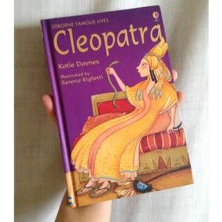 Cleopatra by Katie Daynes