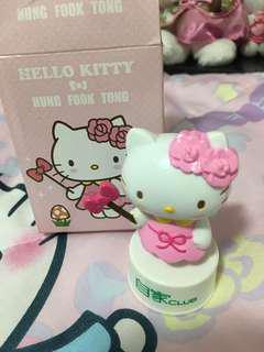 Hello Kitty樽蓋擺設
