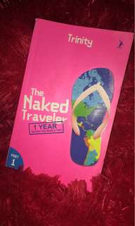 Novel trinity naked traveller