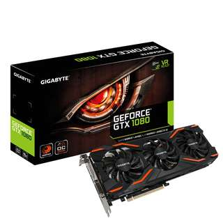 🚚 Gigabyte GeForce GTX1080 Winforce OC 8GB