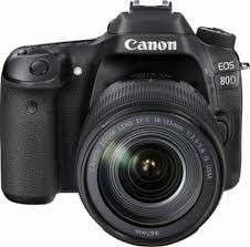 Camera canon 80D bisa kredit proses cepat