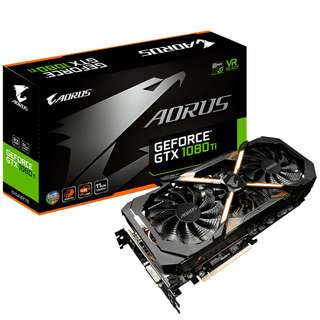 🚚 Gigabyte Aorus GeForce GTX1080Ti 11GB