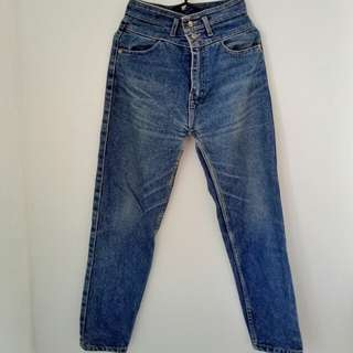 Mom jeans (size 26-27)