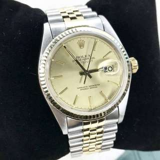 Rolex Datejast King