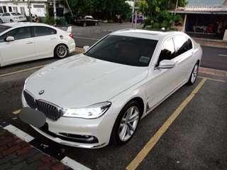 BMW G12 740Le