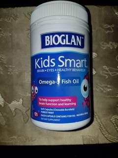 Bioglan Kids Smart Omega-3 Fish Oil
