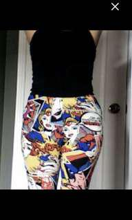 Comic Casual Stretch Pants