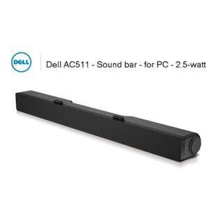 Dell soundbar AC511