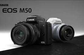 Camera canon m50 bisa kredit