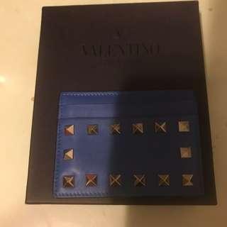 Valentino card holder wallet purse coin clutch rockstuds ( gucci prada channel lv bv mcm marc kate)