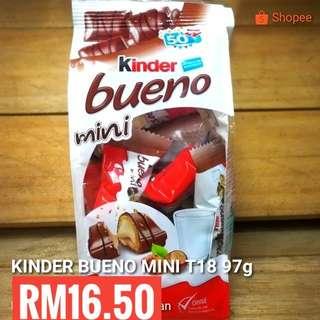 KINDER BUENO T15 97g
