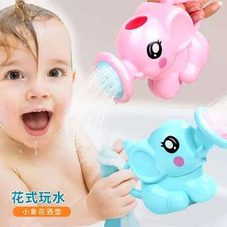 小象灑水玩具