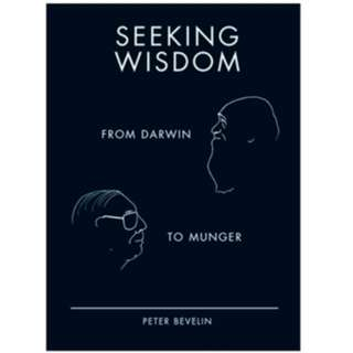 🚚 Seeking Wisdom: From Darwin to Munger, 3rd Edition by Peter Bevelin (FREE DELIVERY)
