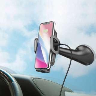 Q.Dock 無線汽車充電支架 Q.Dock Wireless Charging Car mount