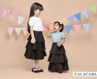 Kids vlad skirt by Calacara