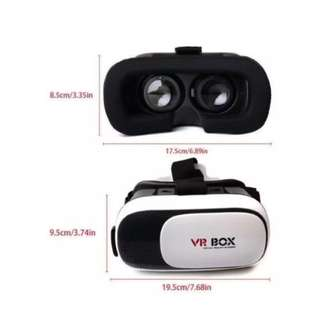 Vr box - 3d virtual reality glasses