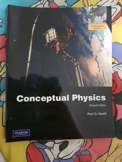 🚚 Conceptual Physics