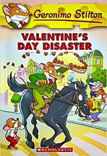 (BN) Geronimo Stilton #23 Valentine's Day Disaster